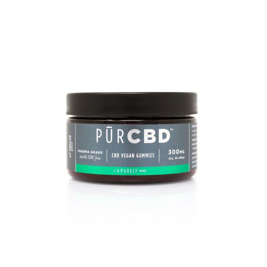 PurCBD Vegan Gummies (300 mg)